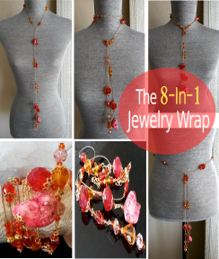 The 8-In-1 Jewelry Wrap